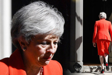 THERESA MAY IN LACRIME