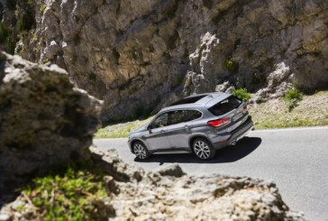 BMW RINNOVA IL SUV X1