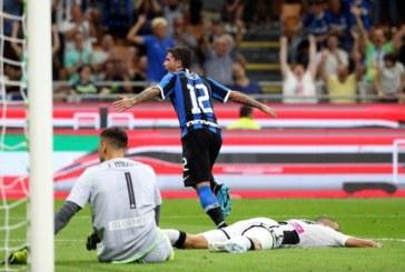 L'INTER DI MISURA SULL'UDINESE 1-0