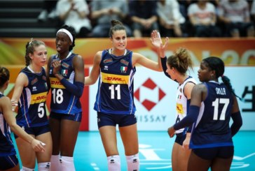 EUROPEI VOLLEY ITALIA IN SEMIFINALE