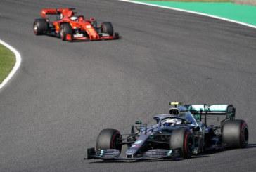 F1 GP GIAPPONE VINCE BOTTAS