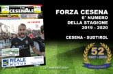 CESENALE' 2019/2020 – Cesena Vs Sudtirol