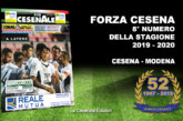 CESENALE' 2019/2020 – Cesena Vs Modena