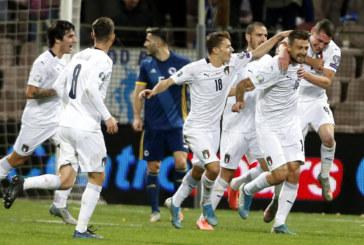 EURO 2020 L'ITALIA VINCE 3-0 IN BOSNIA