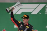 F1 BRASILE VINCE VERSTAPPEN