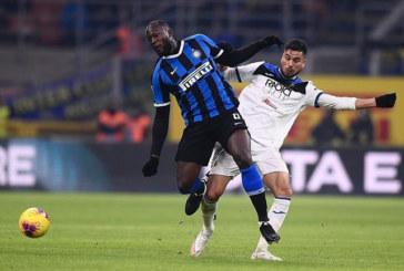 L'ATALANTA BLOCCA L'INTER 1-1