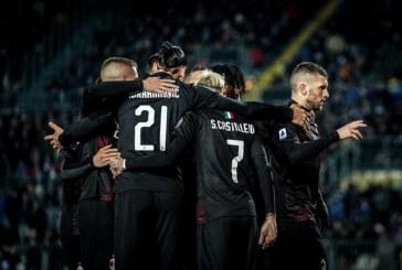 IL MILAN PASSA A BRESCIA 0-1