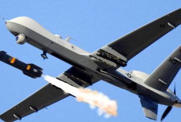 RAID USATO DRONE MQ-9 REAPER