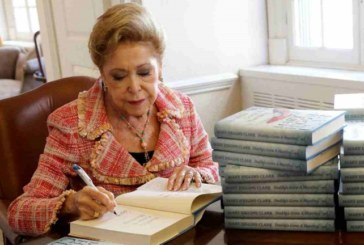 USA E' MORTA MARY HIGGINS CLARK