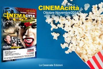 CinemaCittà Ottobre Novembre 2014