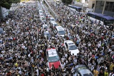 HONG KONG ANCORA PROTESTE E SCONTRI