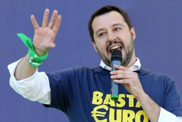 SALVINI PATTO CON I 4 MORI