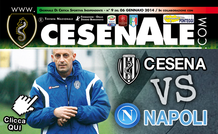 Anteprima Cesena Napoli