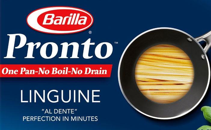 """""""PRONTO"""" LA NOVITA' DI BARILLA"""