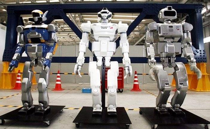 LE FUTURE GUERRE ROBOTICHE