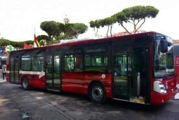 CICLISTA INVESTITO DAL BUS