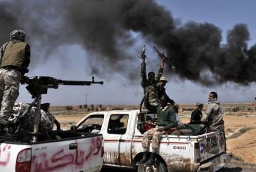 LIBIA TORNA LA GUERRA INTERNA