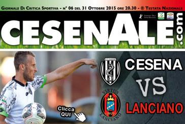 CESENA – V.LANCIANO 31-10-15 ORE 15.00