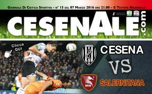 Anteprima Cesena-Salernitana