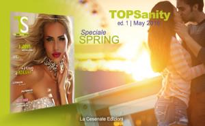 Evidenza Top Sanity ed.1 Speciale Spring