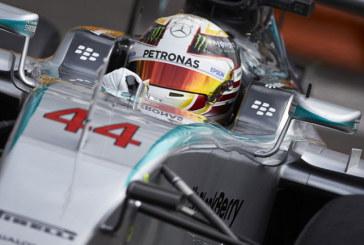 F1 GP SPAGNA A HAMILTON