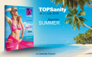 Evidenza Top Sanity ed.2 Speciale Summer 2016