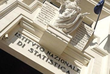 ISTAT CROLLO DEI CONSUMI IN ITALIA