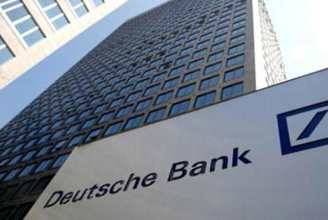 DEUTSCHE BANK CHIUDE 100 FILIALI