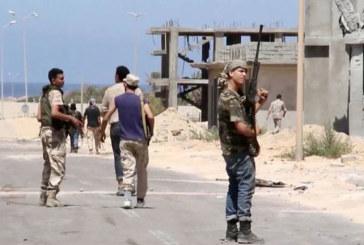 LIBIA SALGONO LE VITTIME E GLI SFOLLATI