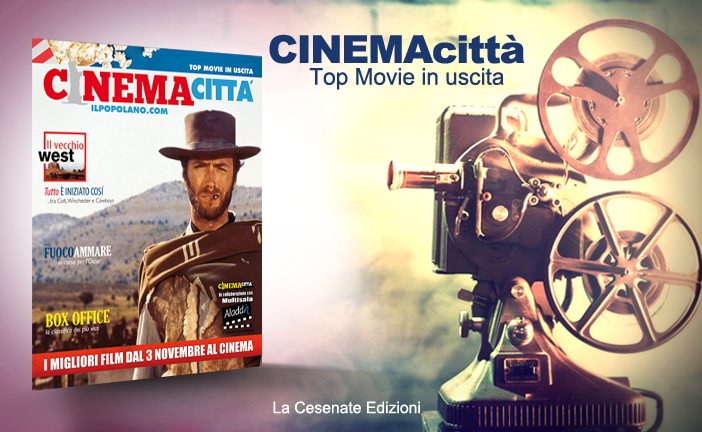 CINEMACITTA' TOP MOVIE IN USCITA