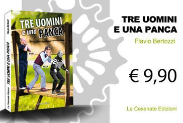 """FLAVIO BERTOZZI IN """"TRE UOMINI E UNA PANCA"""""""