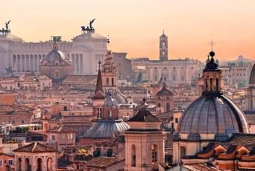 ROMA IN TILT INVASIONE DI BUS