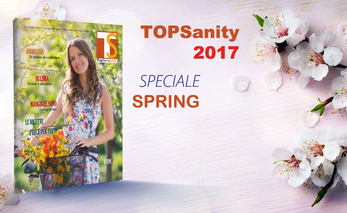 TOP SANITY SPECIALE SPRING 2017
