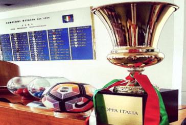 COPPA ITALIA IN ATTESA DI PARMA-ROMA
