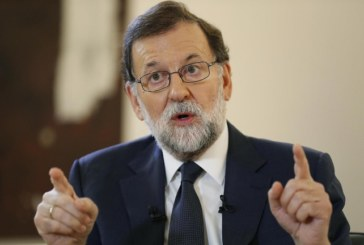 RAJOY DESTITUISCE IL GOVERNO CATALANO