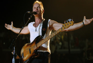 STING VENDE IL SUO SUPER ATTICO A 50 ML