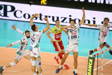 MONDIALE VOLLEY CLUB TRENTINO VINCE