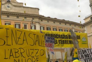COLDIRETTI PROTESTA AGRICOLTORI