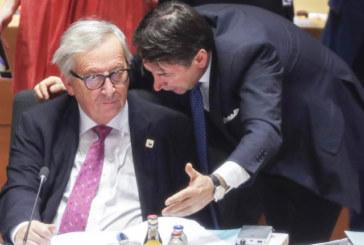 UE-ITALIA NEGOZIATO COMPLESSO