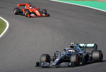 F1 BOTTAS TRIONFA A SOCHI