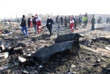 IRAN PRECIPITA BOING 168 I MORTI