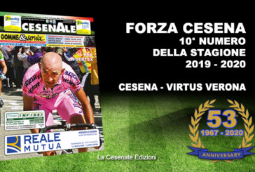 CESENALE' 2019/2020 – Cesena Vs V. VERONA
