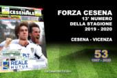 CESENALE' 2019 – 2020 / Cesena Vs Vicenza
