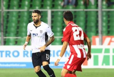 LUCA RICCI AMMONITO DAL CESENA FC