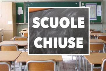 SCUOLE CHIUSE IN TUTT'ITALIA