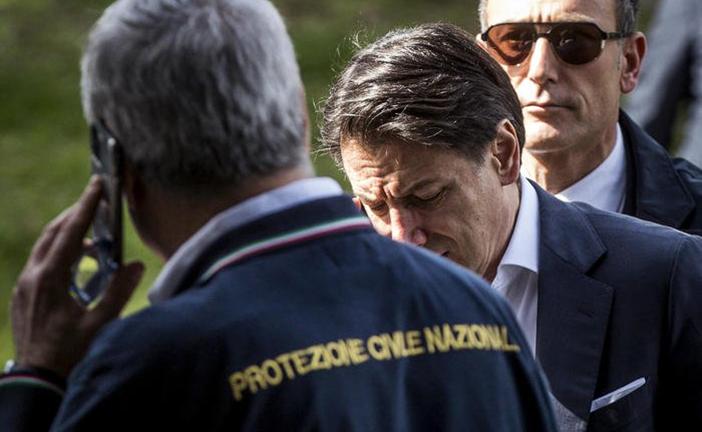 MORTO AGENTE SCORTA DEL PREMIER CONTE