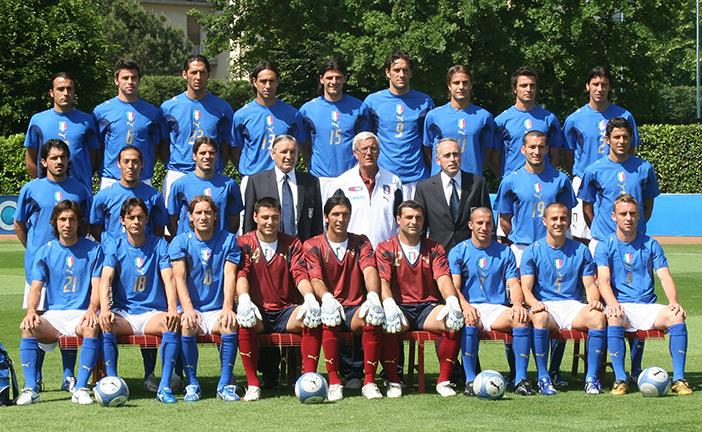 I 110 ANNI DELLA NAZIONALE ITALIANA