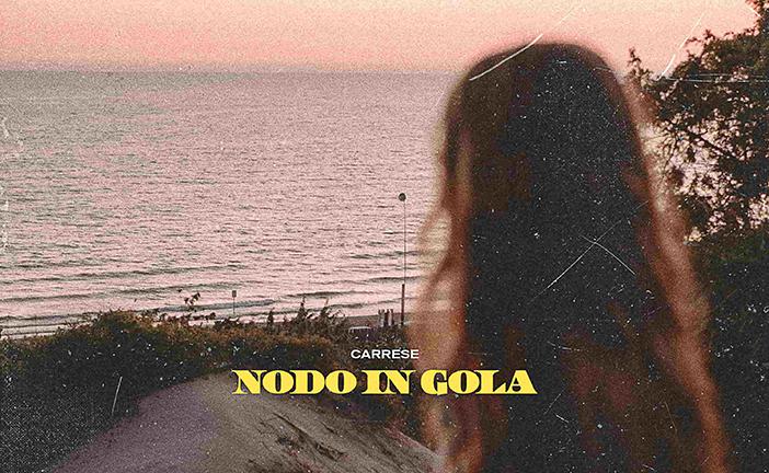 """CARRARESE """"NODO IN GOLA"""""""