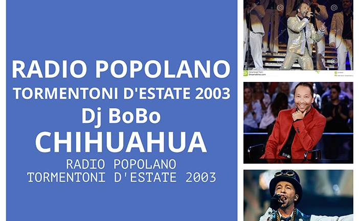 RADIO POPOLANO / I TORMENTONI