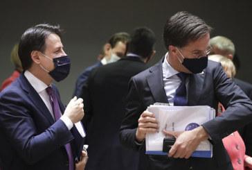 CONTE: L'ITALIA HA UNA SUA DIGNITA'